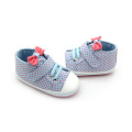 Bow-Knot Wave Point Baby Girls Sportschoenen