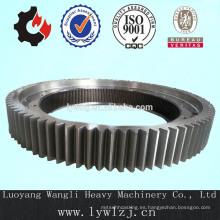 Piezas de fundición de acero aleado