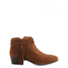 Women Ankle Boots with Special Fringes (S 64)