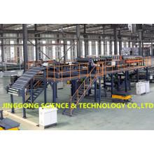 Soldadura de feixe de aço laminada a quente standard feita na China