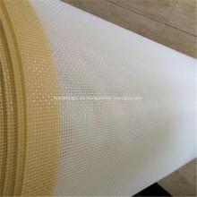 Cinturón de malla de poliéster antiestático para fabricación de papel
