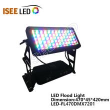 Appareil d'éclairage d'inondation de la puissance élevée LED 144W