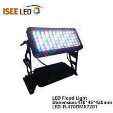Accesorio de iluminación de inundación del LED de la alta potencia 144W