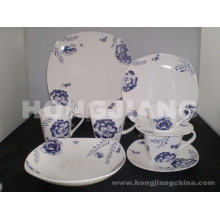 Bone China Dinner Set (HJ068002)