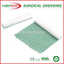 Bandagem de gaze absorvente cirúrgica Henso