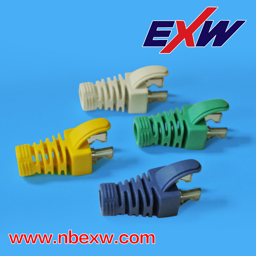 Colorful RJ45 Plug Cover