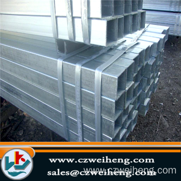 Galvanized Square Steel Tube/Steel Square