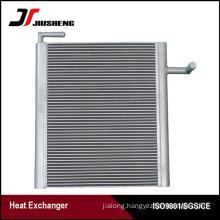 Bar And Plate Excavator Oil Cooler For Sumitomo SH120