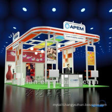 modular exhibition stands,custom exhibit booth,trade show display from Shanghai