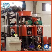 Línea de producción de granulación de rodillos de fertilizante
