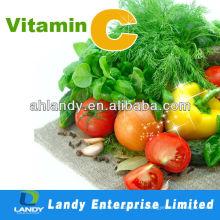 Lebensmittelqualität Vitamin C schlicht USP30
