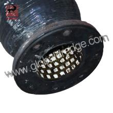 Wear-resistant Rubber Ceramic floating hose