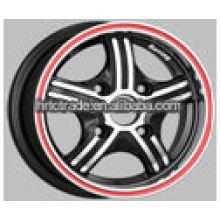 12-дюймовые бордюрные красные колеса для Hyundai
