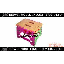 Fabricador de moldes de fezes dobráveis plásticos