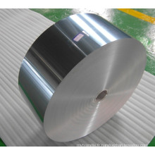 Aluminium Foil Jumbo Roll pour cigarette / câble / pharmaceutique / ménage