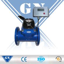 Indicador de flujo de agua digital de tipo separado Dn100