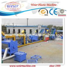 PE, Máquinas de plástico de lavagem de PP (WR-1000)