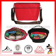 Nueva tendencia bolso de pañal multifuncional bolsa bolso Daiper organizador