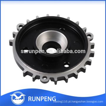 Acessórios para motores Die Casting Motor Gear Parts