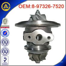 431876-5145 turbo chra pour Isuzu 4HG1 NPR 8-97326-7520 turbocompresseur