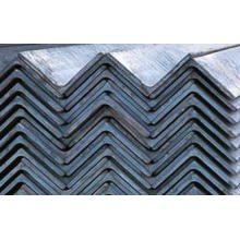 Cold Drawn Galvanized Steel Angle Iron For Building , Q195