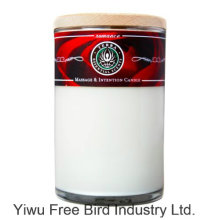 Aromatherapy Type and Soy Wax Material Massage Oil Candle