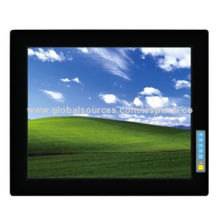 19-inch Interactive Display, Touch Screen/VESA/Panel Mount Monitor/VGA IN/12V DC-in, OEM/ODM