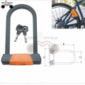 Heavy Duty Bike Locks Anti-theft Bicycle U Lock with 2 Keys