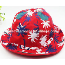 high quality custom bucket hat fashion Korea style fisherman cap with print logo