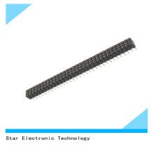 Nylon 96 Pin Triple Row Straight Pin Header