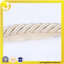 white customized Rope for Cushion Decor Sofa Decor Living Room Bed Room
