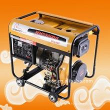 Certificat CE 5KW Max. Diesel Generator_WH5500DG