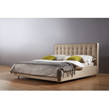 New Classic Fabric Bed, Bedroom Furniture (A06)