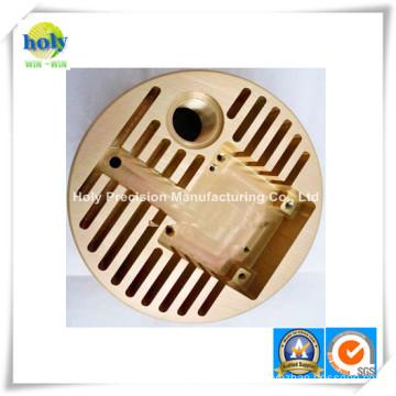 Brass CNC Custom Machining and Brass Parts