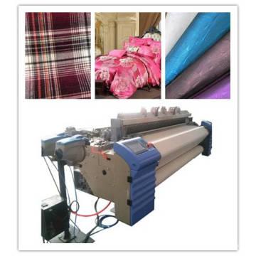 Machines de tissage de jet d'air de matelas de 100% de coton d'impression 3D de coton