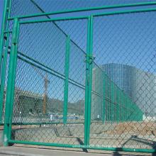 Kettenglied-Maschen-Zaun für Schutz-Zaun