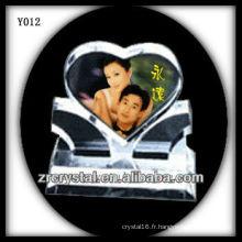 Impression photo couleur cristal Y012