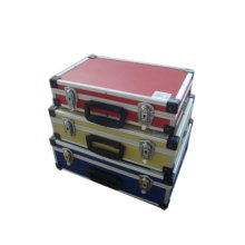 aluminum tool box--3pcs/set
