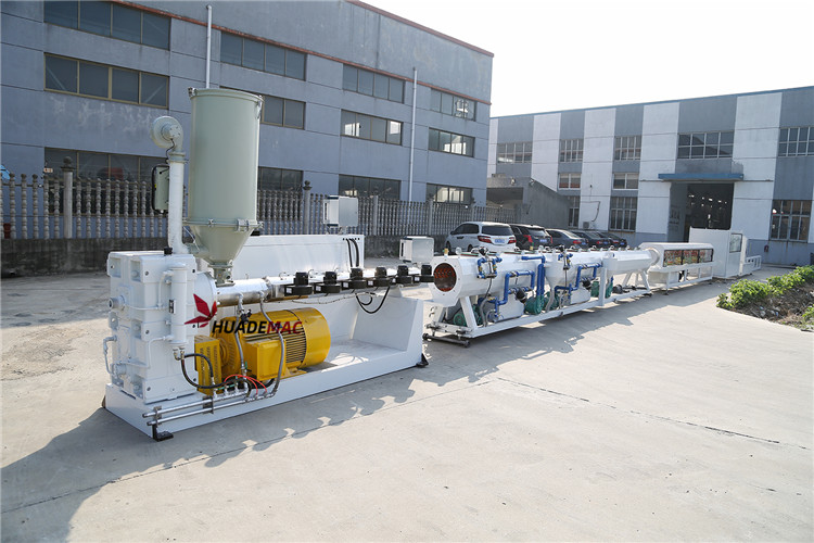 Pe Ppr Pipe Production Line