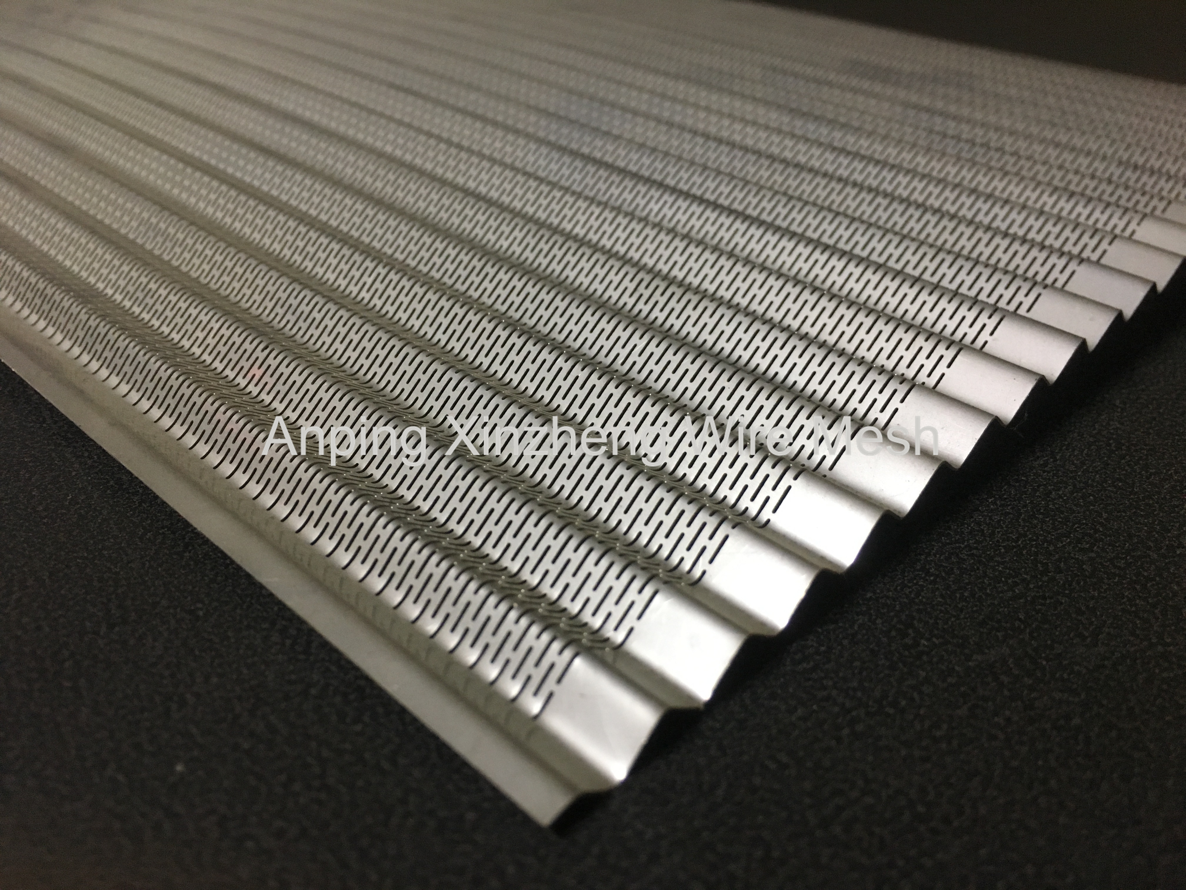 Slotted Holes Perforated Metal