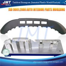 Intérieur de plastique auto design standard international pièces moulées par