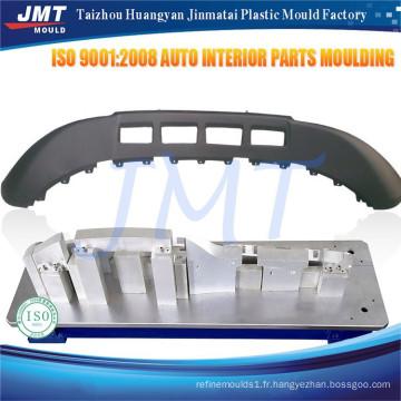 Pièces de moulage intérieur auto en plastique de conception standard internationale