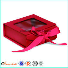 High Luxury Custom Logo Scarf Box