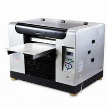 A3 6-color Digital Flatbed Printer with 75W Power and 50 to 60Hz Frequency, Measures 89x75x56cm 56cm