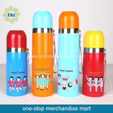 Stylish High Quality Cartoon Flask