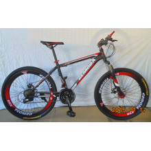 Günstige Legierung Rahmen 26Zoll Mountainbike (FP-MTB-A076)