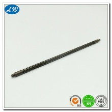 OEM CNC turning machining precision steel printer shaft
