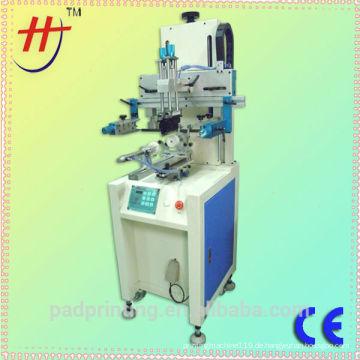 Glasflasche Siebdruckmaschine Digital Semi automti Siebdrucker für Bugs, OEM Service, Etiketten Druckmaschine
