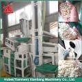 Vente chaude petite usine de fraiseuse de riz portable