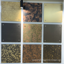 Marble Pattern Aluminum Decoration Sheet Aluminum Sheets